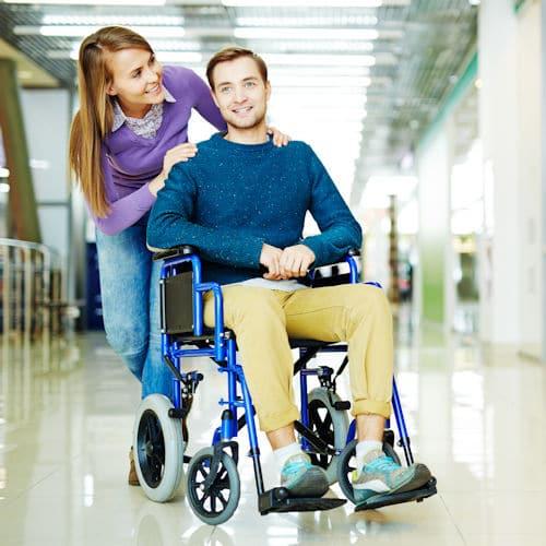 Companion Wheelchair Rental